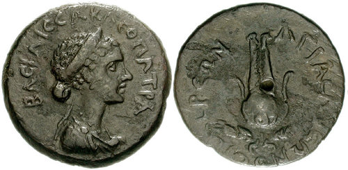 Ptolemeusze moneta