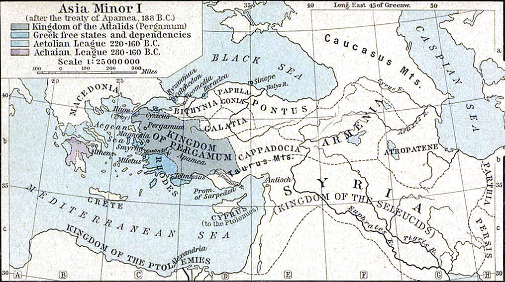 Asia Minor Helleniszyczna