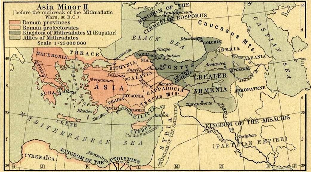Mithridates Hellenistyczna